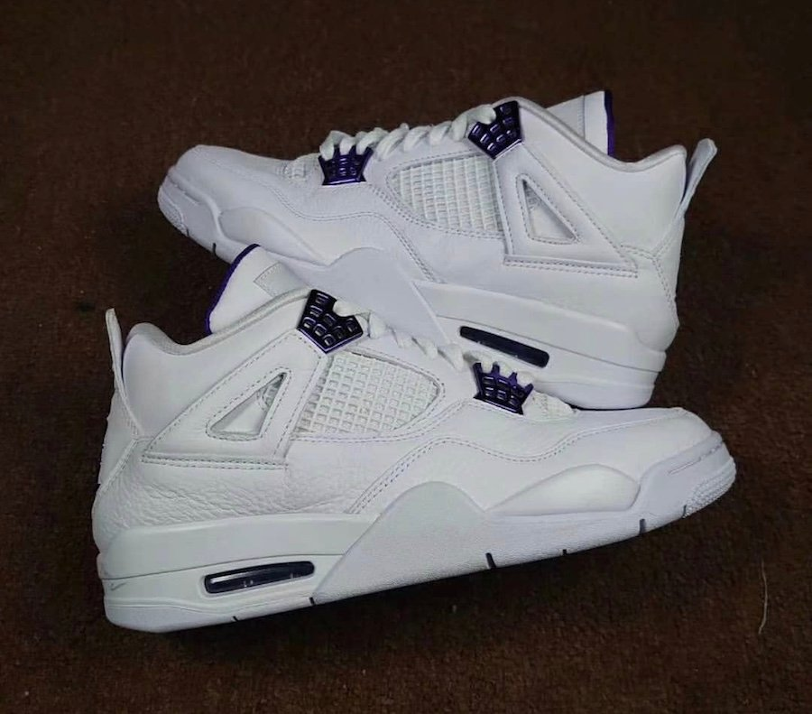 Air Jordan 4 Court Purple CT8527-115 Release Info + Price