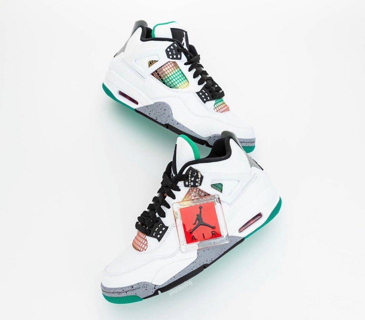Air Jordan 4 Rasta AQ9129-100 Release Date