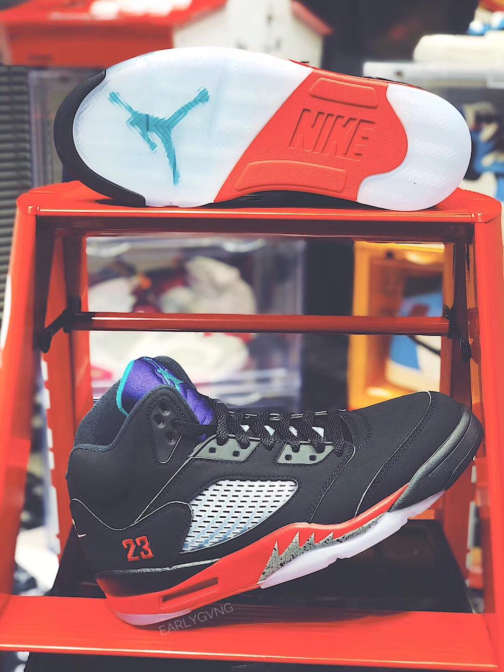 Air Jordan 5 Top 3 CZ1786-001 Release Info Price