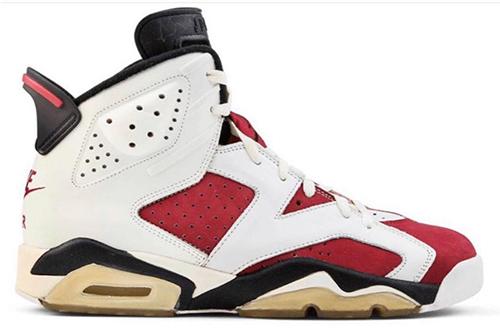Air Jordan 6 Carmine 2021 Release Date