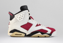 Air Jordan 6 Carmine 2021 Release Date Info