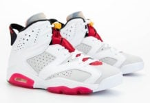 Air Jordan 6 Hare 2020 CT8529-062 Release