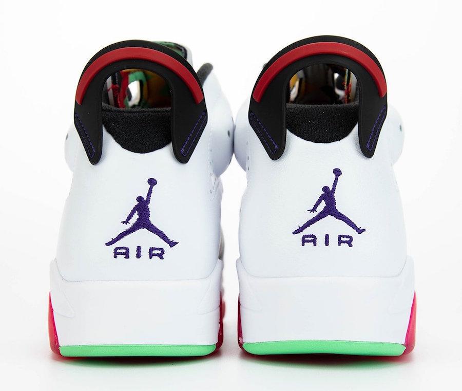 Air Jordan 6 Hare 2020 CT8529-062 Release
