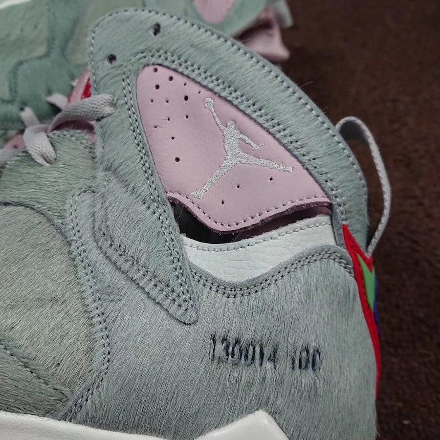 Air Jordan 7 Hare 2.0 CT8529-002 Release Date