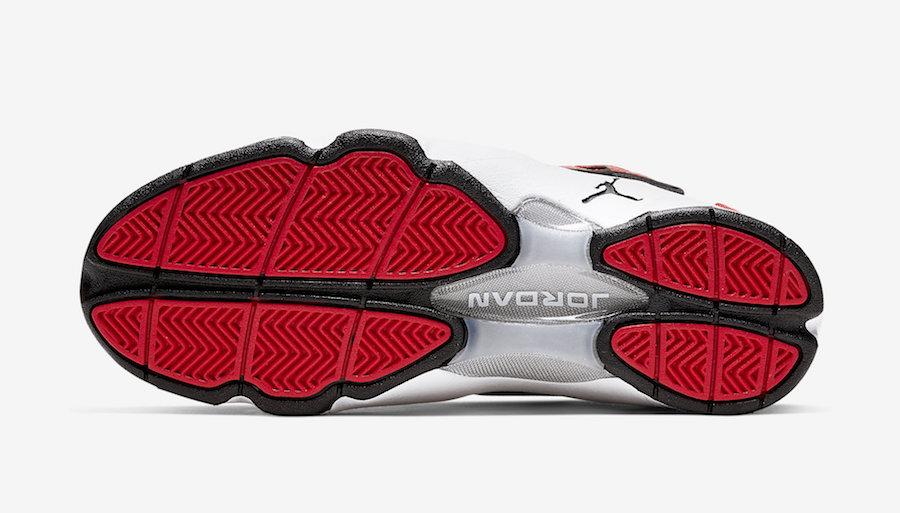 Air Jordan Womens OG University Red 133000-600 Release Date Info