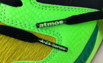 atmos adidas ZX 8000 Release Date Info