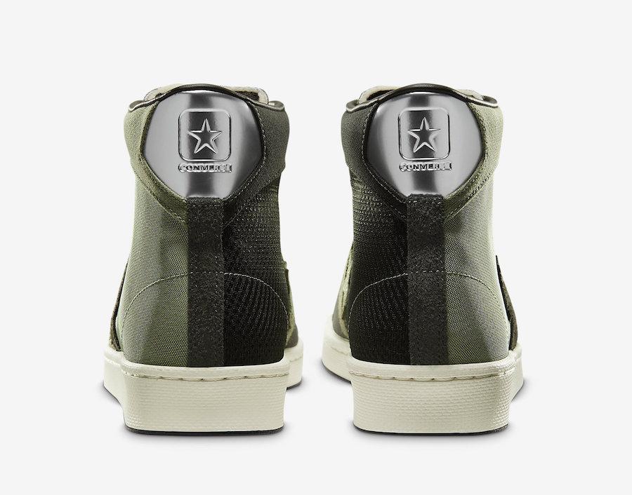 Converse Pro Leather BHM 168273C Release Date Info