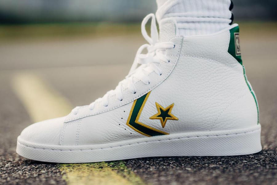 Converse Pro Leather Mid Celtics Release Date Info