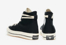Fear of God Converse Chuck 70 Black
