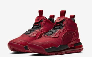 Jordan Aerospace 720 Red Black BV5502-600 Release Date Info