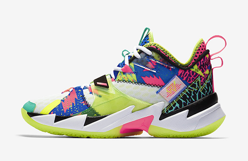 Jordan Why Not Zer0.3 LA Born All-Star Release Date