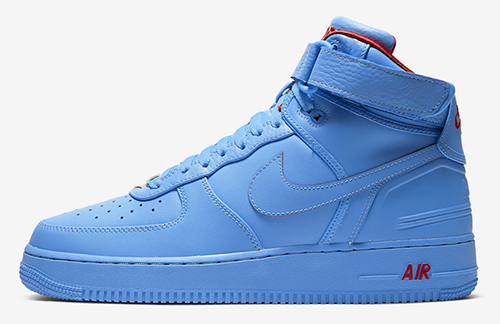 Just Don C RSVP Nike Air Force 1 High Chicago All-Star Release Date