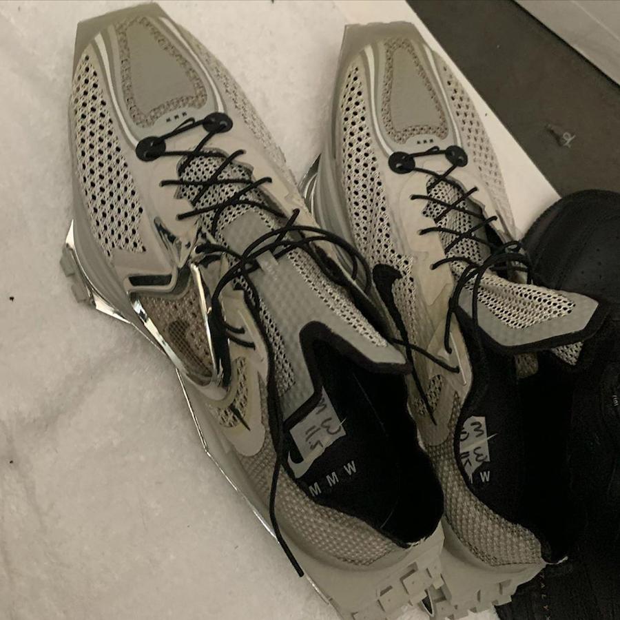 Matthew M Williams Nike Zoom MMW 4 Release Date Info