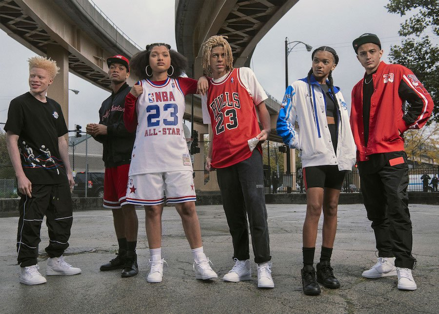 Mitchell and Ness Jordan Brand NBA All-Star Weekend Apparel Collection