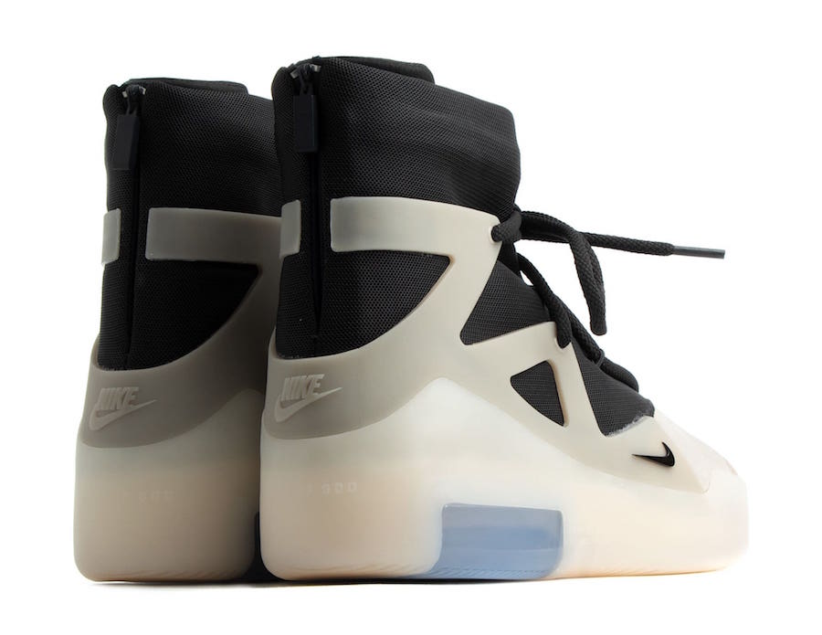 Nike Air Fear of God 1 String AR4237-902 Release Info
