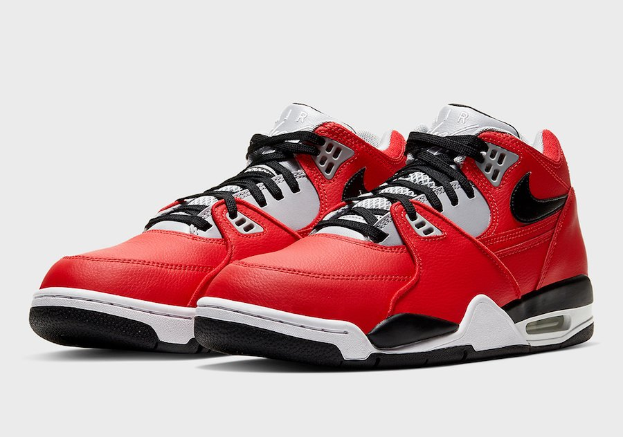 Nike Air Flight 89 Red Cement CN5668-600 Release Date Info