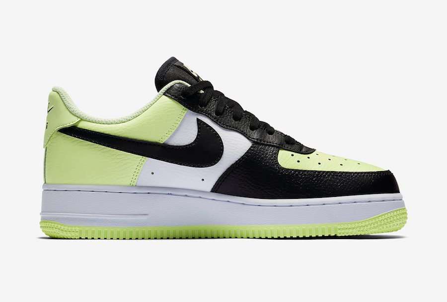 Nike Air Force 1 Low Barely Volt CW2361-700 Release Date Info