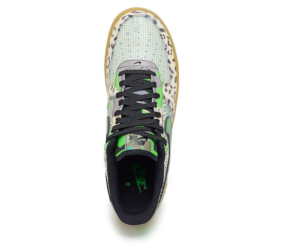Nike Air Force 1 Low City of Dreams CT8441-002 Release Date Info