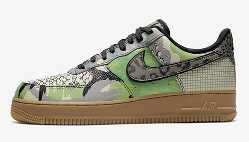 Nike Air Force 1 Low City of Dreams Green Spark Release Date