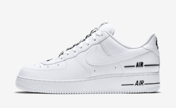 Nike Air Force 1 Low Double Air CJ1379-100 Release Date Info