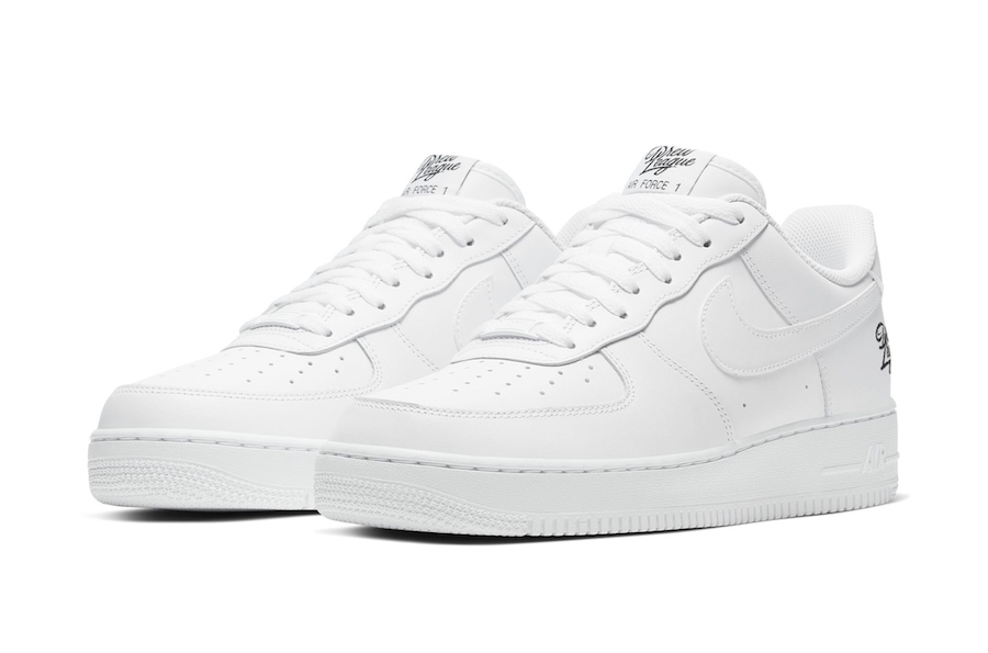 Nike Air Force 1 Low Drew League Release Date Info