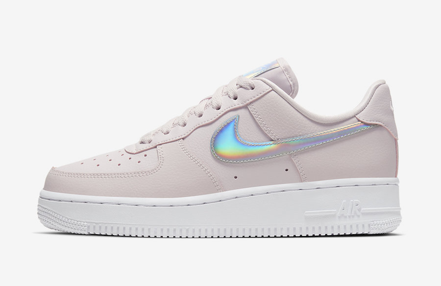 Nike Air Force 1 Low Pink Iridescent CJ1646-600 Release Date Info
