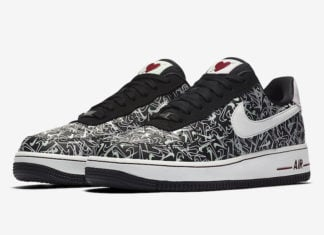 Nike Air Force 1 Low Valentines Day BV0319-002 Release Date Info