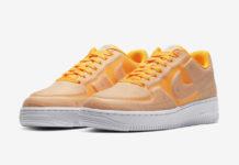 Nike Air Force 1 LX Blueprint Laser Orange CI3445-800 Release Date Info