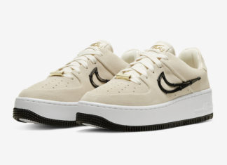 Nike Air Force 1 Sage Low Light Cream CI3482-200 Release Date Info