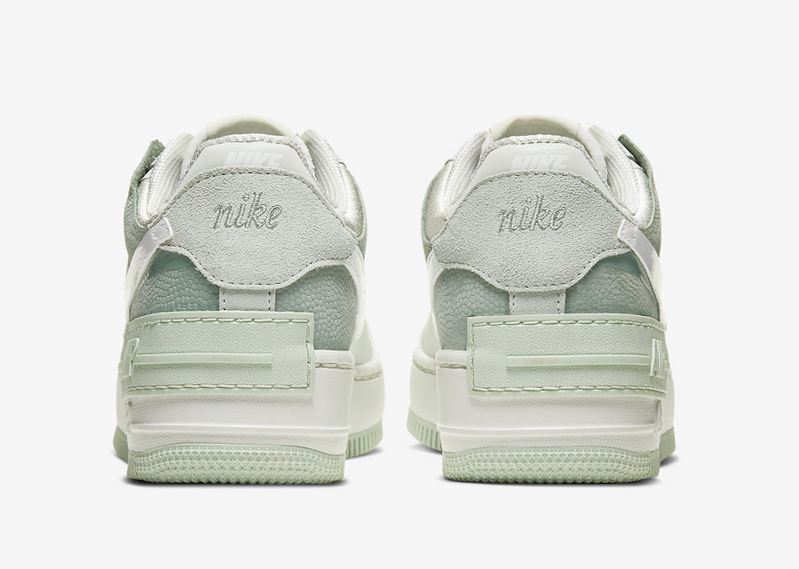 Nike Air Force 1 Shadow Pistachio Frost CW2655-001 Release Date Info