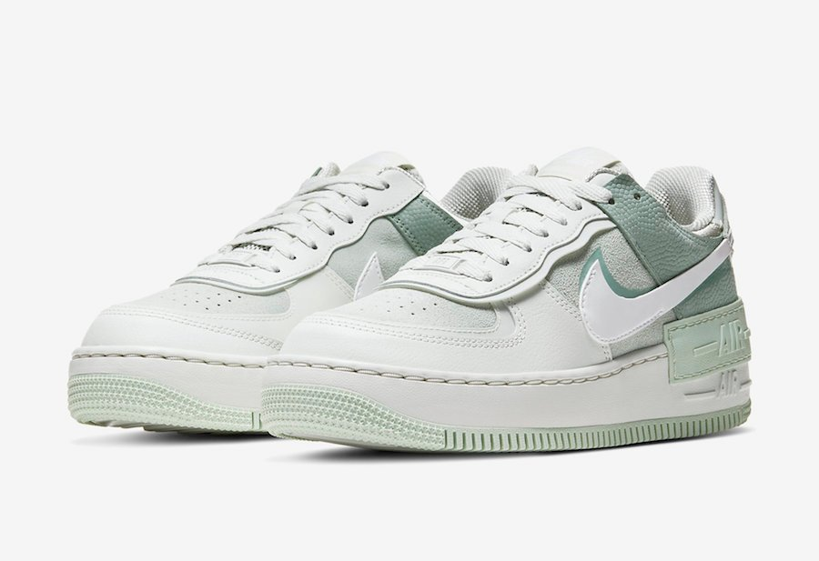 nike air force 1 shadow pistacchio