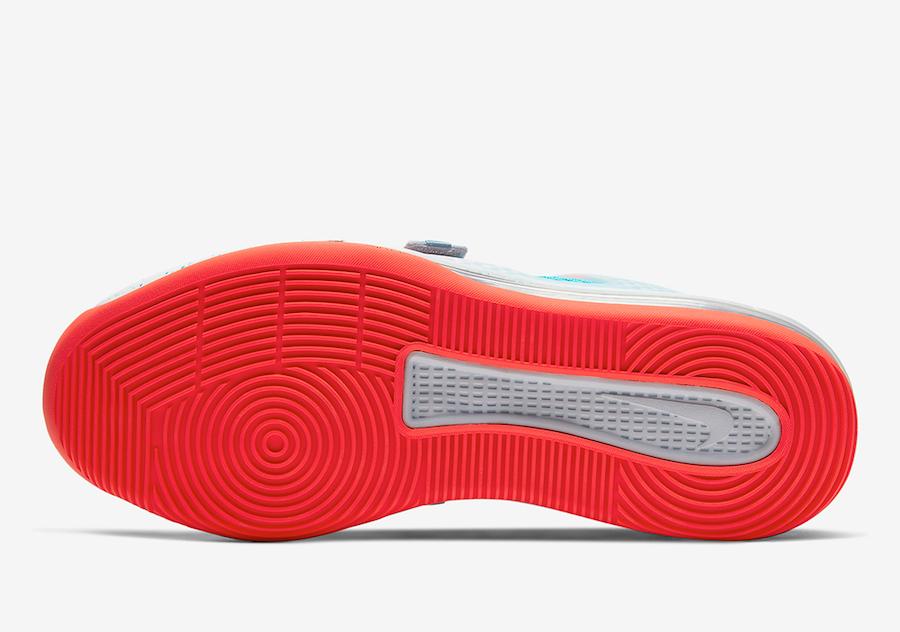 Nike Air Force Max 2 II Blue Fury AV6243-400 Release Date Info