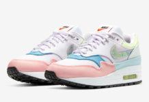 Nike Air Max 1 Pastel Volt CU4761-500 Release Date Info