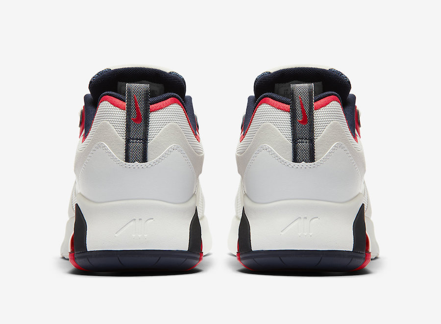 Nike Air Max 200 USA White Navy Red CT1262-101 Release Date Info