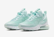 Nike Air Max 270 React ENG Mint Green CK2608-300 Release Date Info