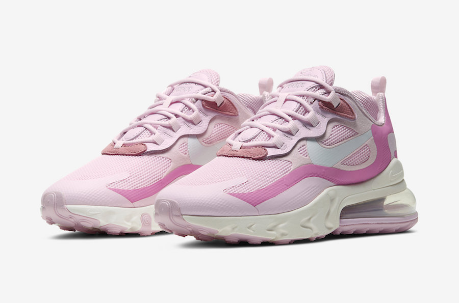 Nike Air Max 270 React Pink Cz0364 600 Release Date Info