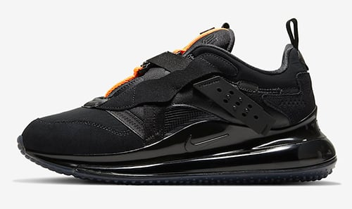 Nike Air Max 720 Slip OBJ Black Release Date