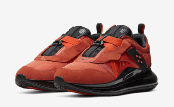 Nike Air Max 720 Slip OBJ Team Orange DA4155-800 Release Date Info