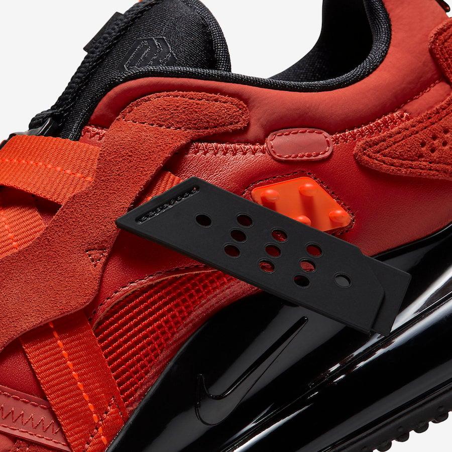Nike Air Max 720 Slip OBJ Team Orange DA4155-800 Release Date Info