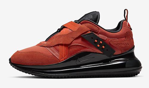 Nike Air Max 720 Slip OBJ Team Orange Release Date