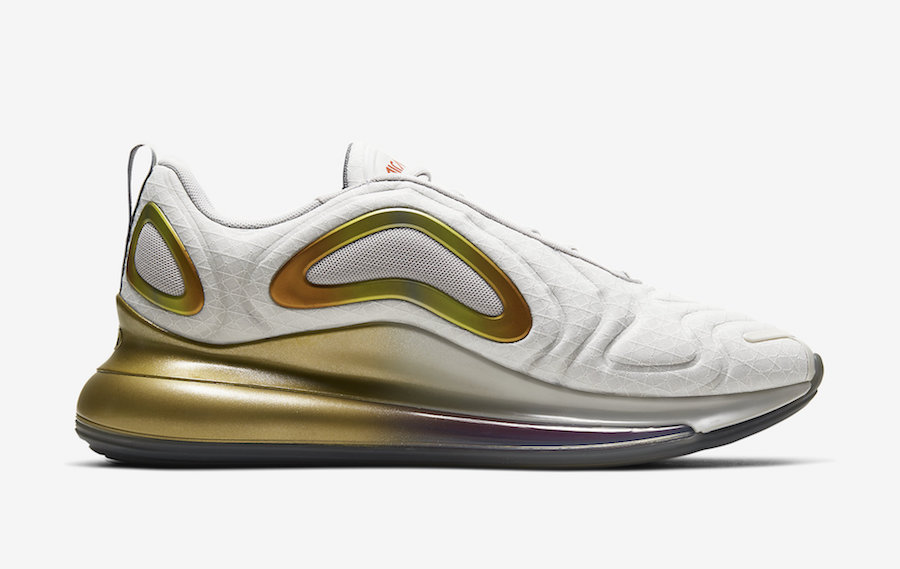 Nike Air Max 720 Summit White Vast Grey CI3870-100 Release Date Info