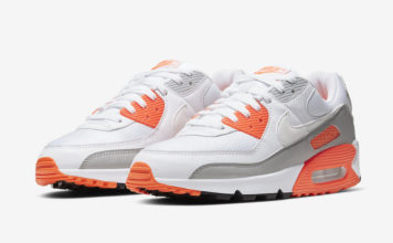 Nike Air Max 90 Hyper Orange CT4352-103 Release Date Info