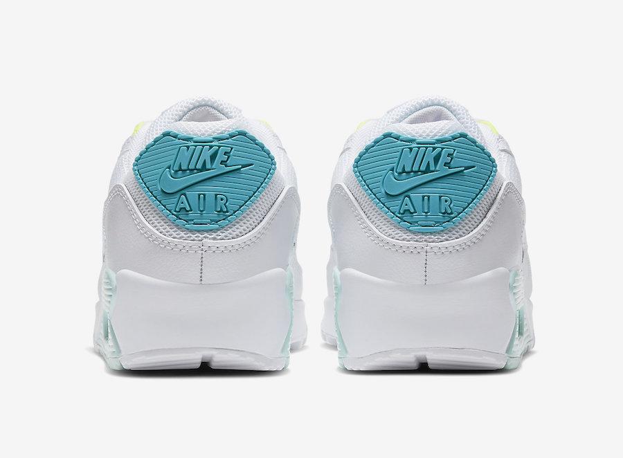 Nike Air Max 90 Pastel Multicolor CZ0366-100 Release Date Info