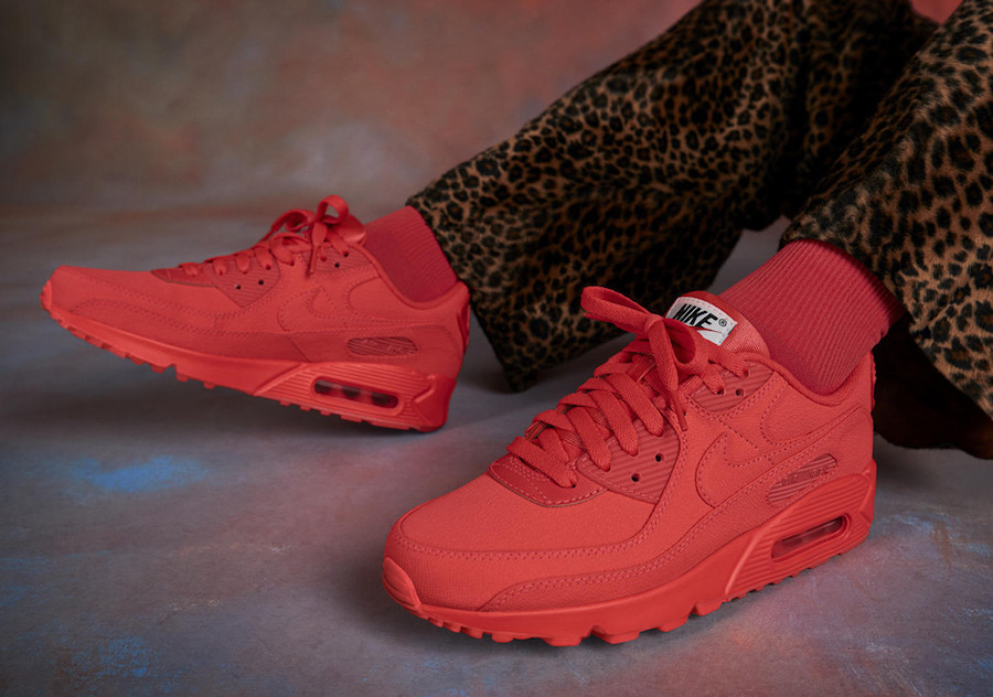 Nike Air Max 90 Premium By You Release Date Info