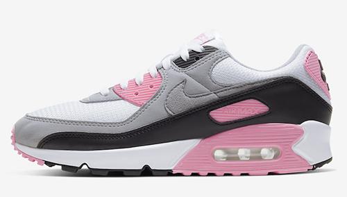 Nike Air Max 90 Rose Pink Release Date