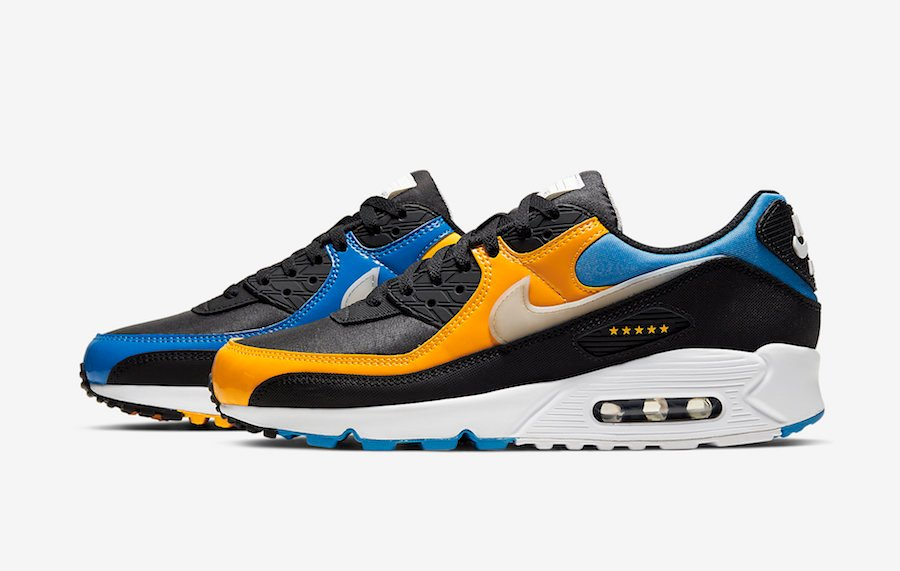 Nike Air Max 90 Shanghai CT9140-001 Release Date Info