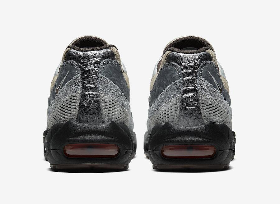 Nike Air Max 95 110 CV1642-001 Release Date Info