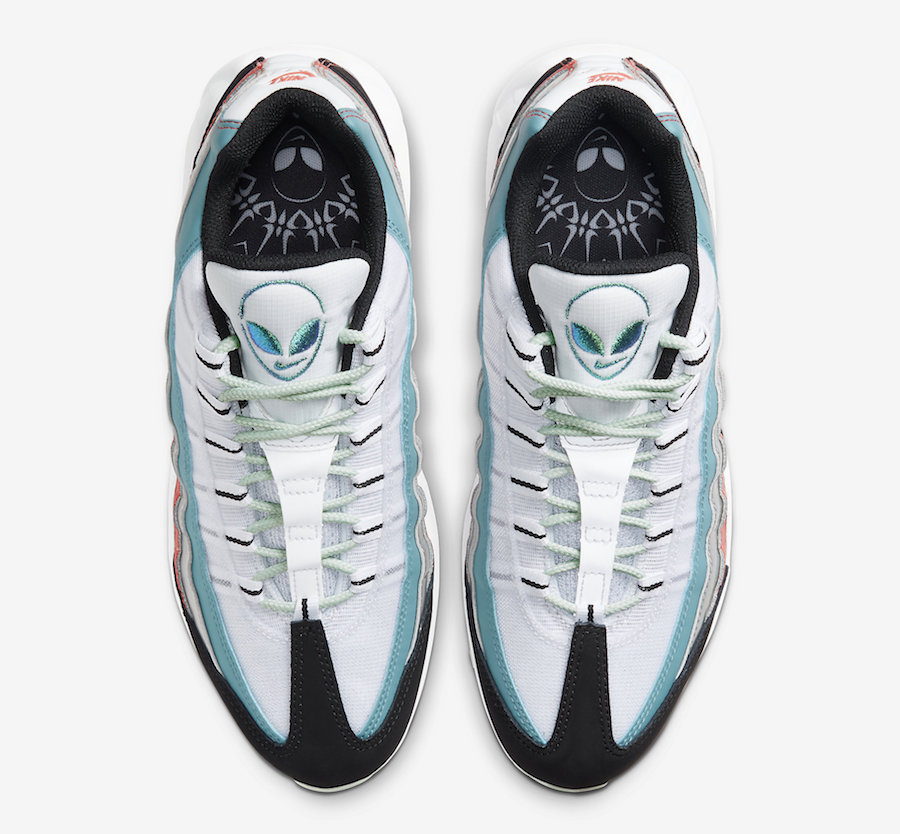 Nike Air Max 95 Alien CW5451-100 Release Date Info