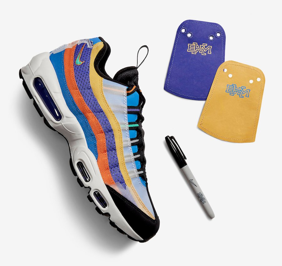 Nike Air Max 95 BHM Black History Month 2020 CT7435-901 Release Date Info