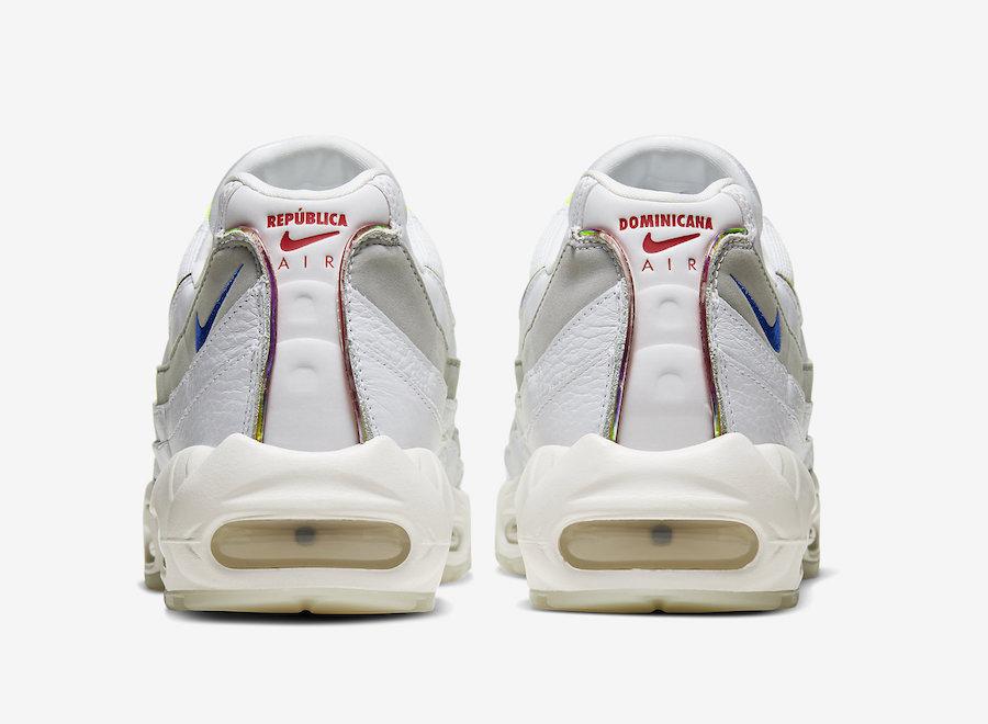 Nike Air Max 95 De Lo Mio CW6579-100 Release Date Info